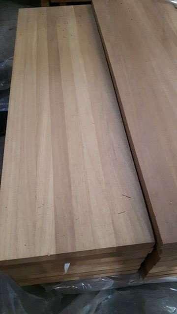Tavola lamellare di iroko - Tavola legno lamellare faggio ...