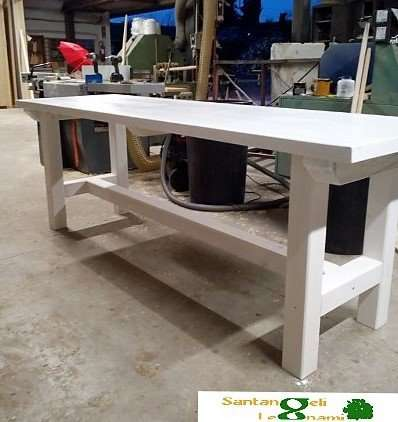 Tavolo in legno legnami for Tavolo resina epossidica