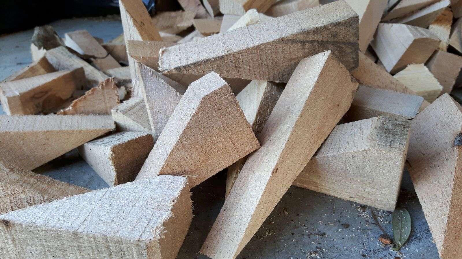 cunei di legno roma