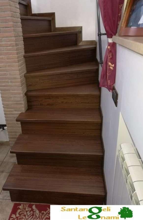 scale legno roma