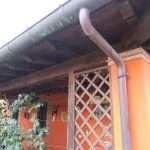 portico in castagno
