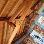 Fornitura travi lamellari roma - travatura legno