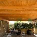 struttura su misura in legno
